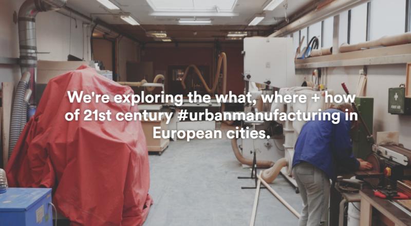 Projekt Cities ofMaking