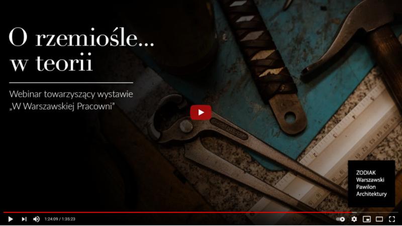 About craftsmanship… intheory